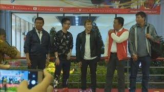 Gambar cover Kembalinya Kevin/Marcus Ganda Putra Terbaik Indonesia-Juara Tujuh Super Series Bulutangkis