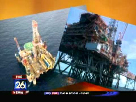 Israel Seeks Houston-Based Partners for Monster Gas Field.flv