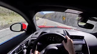 2015 Jaguar F-Type R Coupe - WR TV POV Test Drive
