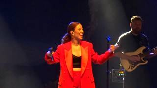Jess Glynne - Live in Milan Italy (full set) March 4, 2019 (Fabrique Music Club)