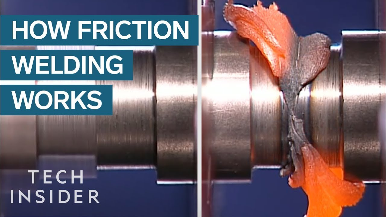 Watch High-Speed Movement Forge Metals Together