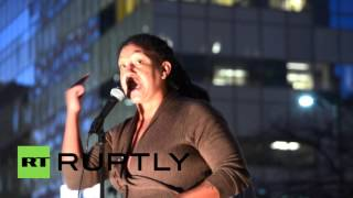 USA: Oakland City Hall shut down by minimum wage campaigners