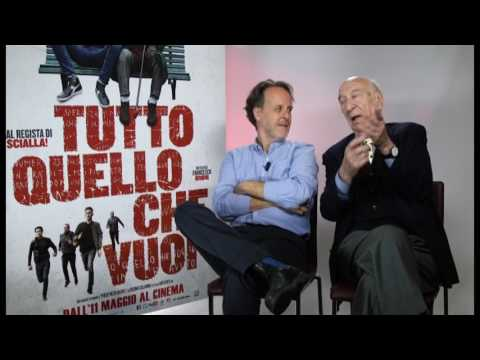 TUTTO QUELLO CHE VUOI - Francesco Bruni, Giuliano Montaldo, Andrea Carpenzano