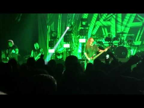 Slayer - Angel of Death at Horseshoe Casino, Tunica MS
