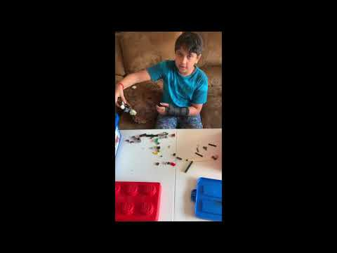 Vihaan Shankar (Lego Creation Submission)- A Series of Online Summer Competitions for Children 2020