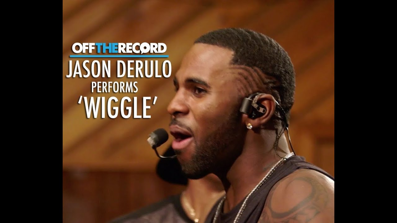 Jason Derulo Performs Wiggle Feat Snoop Dogg Off The Record