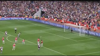 Arsenal 1-3 Aston Villa (2013-14)
