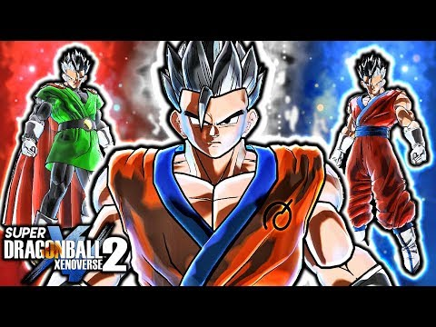 NEW ANGEL UNLOCKED GOHAN FORM! Dragon Ball Xenoverse 2 Whis Trained Gohan Mystic Evolution Gameplay