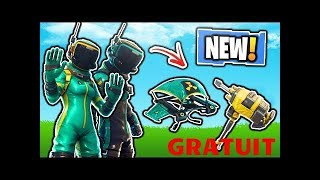 "[GLITCH] HAVE THE SKINS ""TOXIC SOLDAT"" AND ""AGENT ANTIRISK"" FREE ON FORTNITE!!"