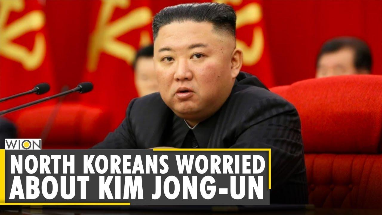 North Korea: Citizens 'worried' by Kim Jong-un weight loss