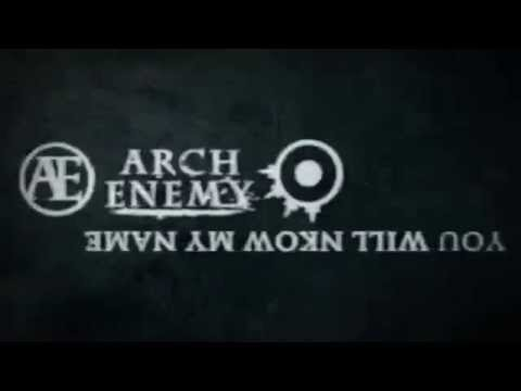 arch enemy you will know my name karaoke