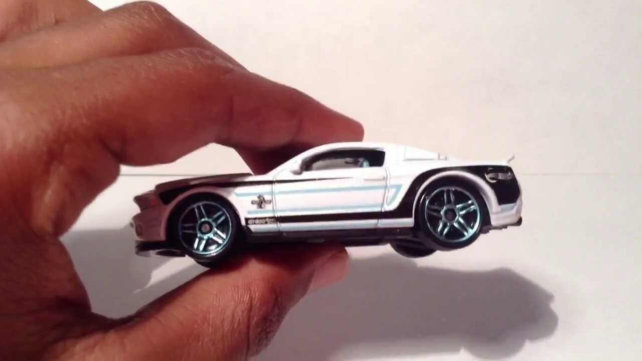 Ford mustang gt500 supersnake hotwheels review