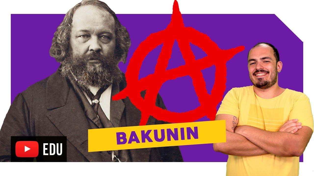 MIKHAIL BAKUNIN | Deus e o Estado