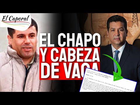 🔥 Cabeza De Vaca, El Chapo Y García Luna Juntos: Documento De EU