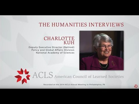 The Humanities Interviews: Charlotte Kuh