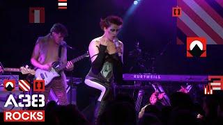 Amanda Palmer & The Grand Theft Orchestra - Do it With a Rockstar // Live 2013 // A38 Rocks