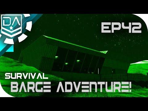 Empyrion: Galactic Survival | Barge Adventure! [EP42]