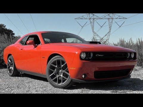2018 Dodge Challenger R/T Plus Shaker: Review