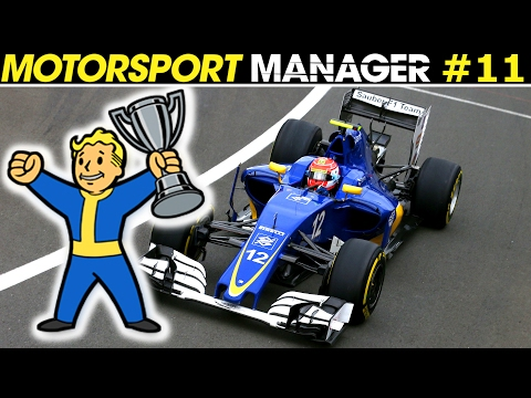 Neues bestes Ergebnis? - Lets Play MOTORSPORT MANAGER Real F1 Mod Deutsch PC Gameplay German #11