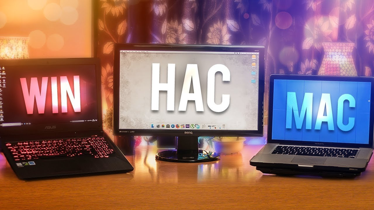 Windows vs Mac Os vs Hackintosh(mac on pc) | What's Best?  Performance/Gaming/Design