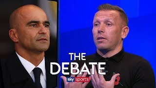 Roberto Martinez favourite to be Real Madrid manager | The Debate | Bellamy & Higginbotham