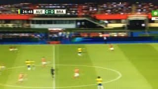 Áo-BRAZIL 2018