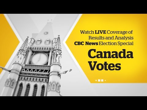 Public Service Announcement: CBC will broadcast election results live on Youtube