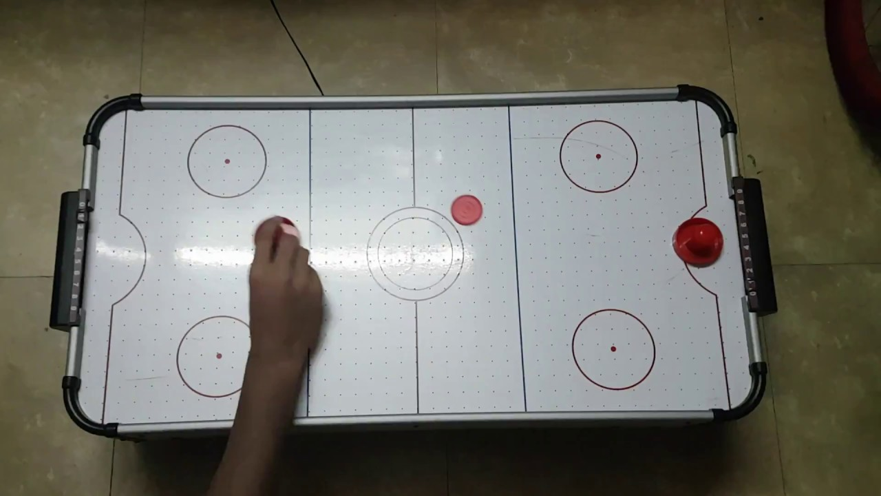 Generic Chinese Portable Air Hockey Table