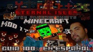 Guía y Tutorial MOD Eternal Isles para Minecraft 1.7.2 en ESPAÑOL