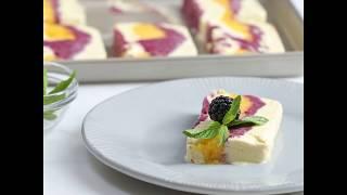 Frozen Sorbet Recipe with Nestlé Docello
