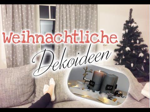 weihnachtliche dekoideen youtube. Black Bedroom Furniture Sets. Home Design Ideas