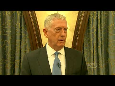 Mad Dog Mattis WARNING 'Iranian-supplied' Houthi missiles fired into Saudi Arabia