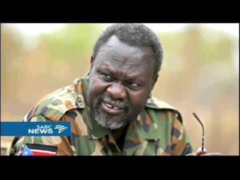 Mogae laments 'fragile' South Sudan conflict
