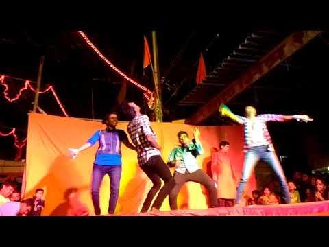 Amhi Lagnalu Dance Performance At Ghatkopar (west) ,Dj songs