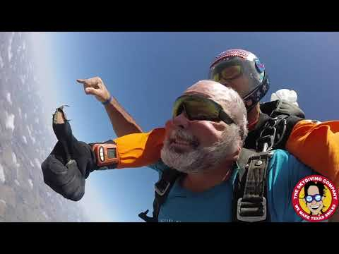 Tandem Skydiving | John From Lubbock, Texas