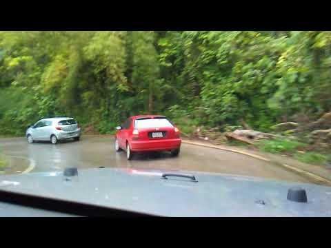 DRIVING ON 123 UTUADO PR