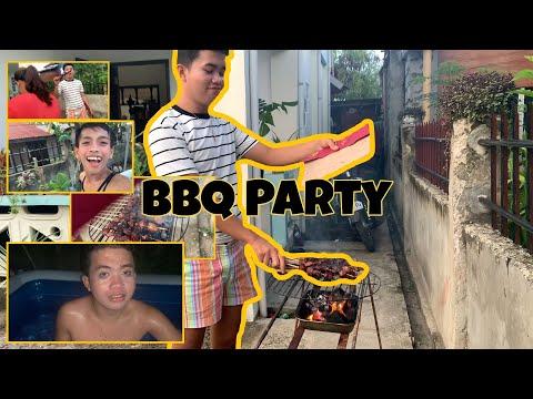 I'm backkkkk with bbq party! | Vance Vlog