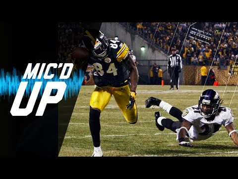 Ravens vs. Steelers Divisional Round Mic