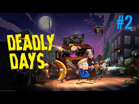 THIS IS HARDER THAN I THOUGHT.... – Deadly Days Ep 2 |