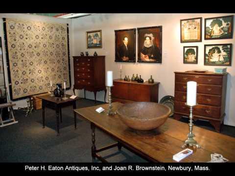 The ADA/Historic Deerfield Antiques Show