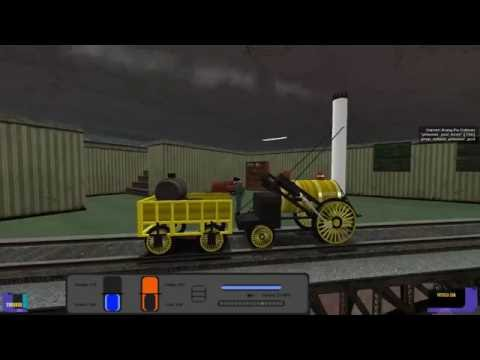 Garry's Mod: Stephenson's Rocket