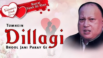 Valentine's week special - Tumhe Dillagi - NFAK Soulful Romantic Song - Heart Touching Songs