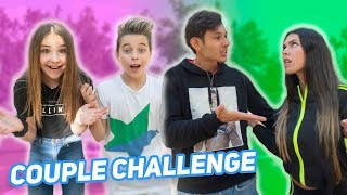 Couple Challenge ft. Gavin Magnus - Piper Rockelle