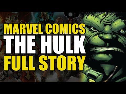 Hulk Full Story: Planet Hulk to Red Hulk to Indestructible Hulk
