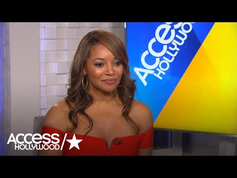 Tamala Jones Reacts To Her 'Castle' Exit  Access Hollywood