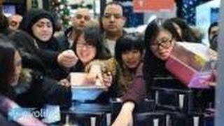 小型魔法瓶爆買い、なぜ? 中国人観光客急増の函館 冷たい飲み物避ける...