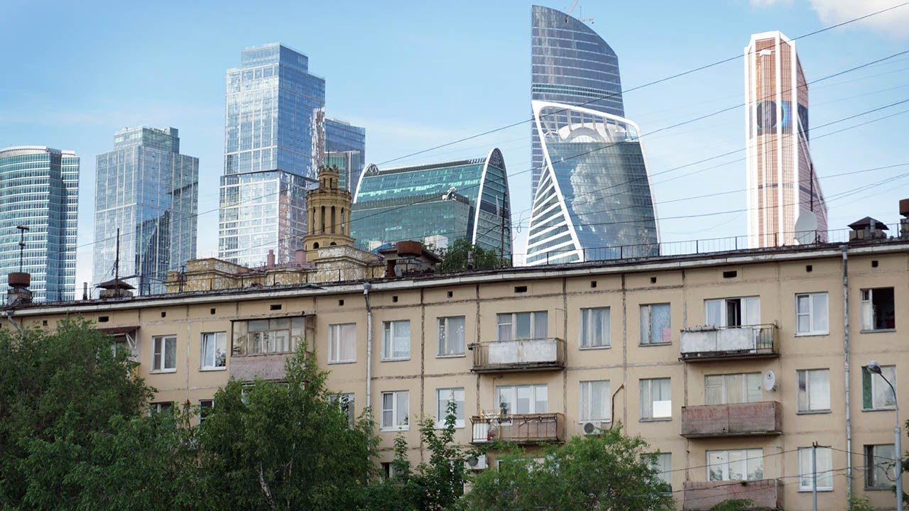 One Tenth Of Muscovites May Move Out Soviet Era Apartment Buildings
