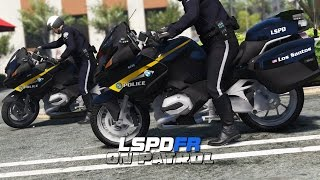 LSPDFR - Day 300 - 300 Days of Patrols!!