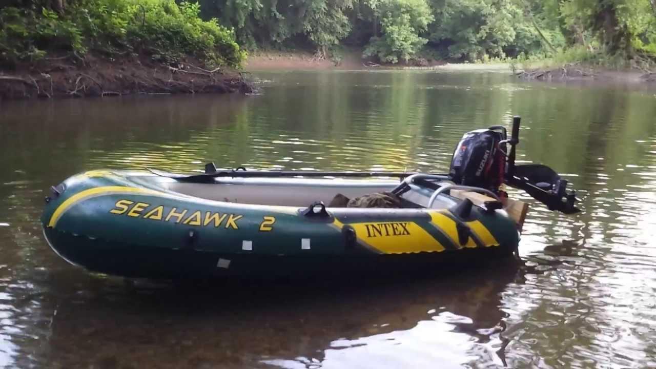 Intex seahawk 2 suzuki 2 5 hp outboard doovi for Suzuki 2 5 hp motor