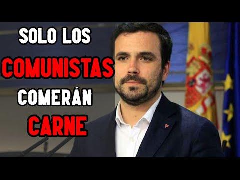 ? MINISTRO ESPAÑOL quiere ELIMINAR la CARNE de nuestra dieta (PERO NO DE LA SUYA) ?